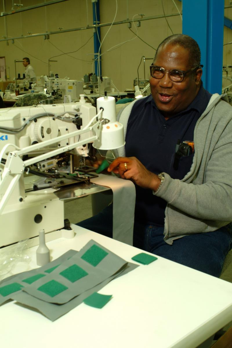 Real Work For Real Pay Enables The Blind In North