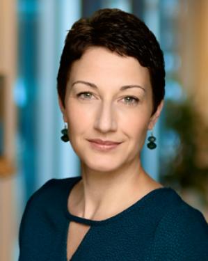 Jennifer Kulczycki, Director, External Affairs and Communications