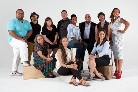 2016 Kresge Artist Fellows in Live Arts category