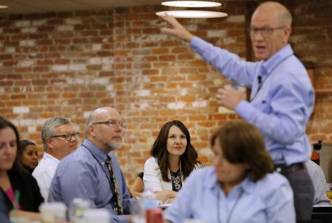 Dr. Steve Orton, Emerging Leaders in Public Health