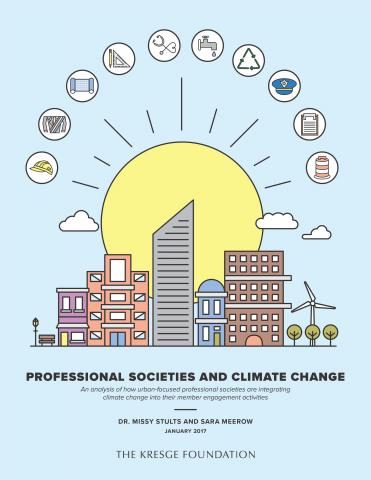 Cover Image Prof. Soc. Report