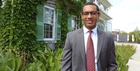 KeVaughn Jackson is an intern for The Kresge Foundation's Investment team.