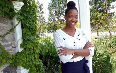 Olivia Lewis, graduate fellow, The Kresge Foundation