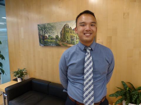 Kresge 2017 Detroit Fellow Jonathan Hui