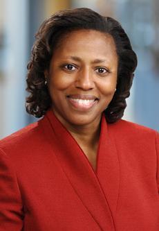 Regina Smith, managing director of Kresge's Arrts & Culture Program