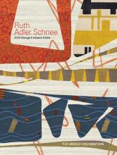 """Cover of """"Ruth Adler Schnee: 2015 Kresge Eminent Artist"""""""