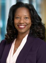 Jalonne White-Newsome, Senior Program Officer, Environment