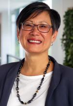 Kathy Ko Chin, trustee, The Kresge Foundation