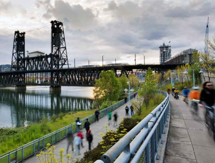 EcoDistricts Urban Development in Portland, Oregon