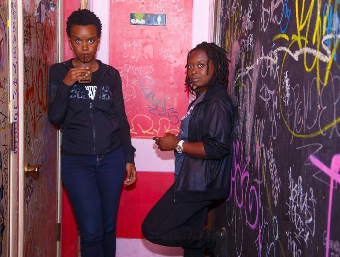 Hip Hop Duo Fresh Produce, Part of FreshLo