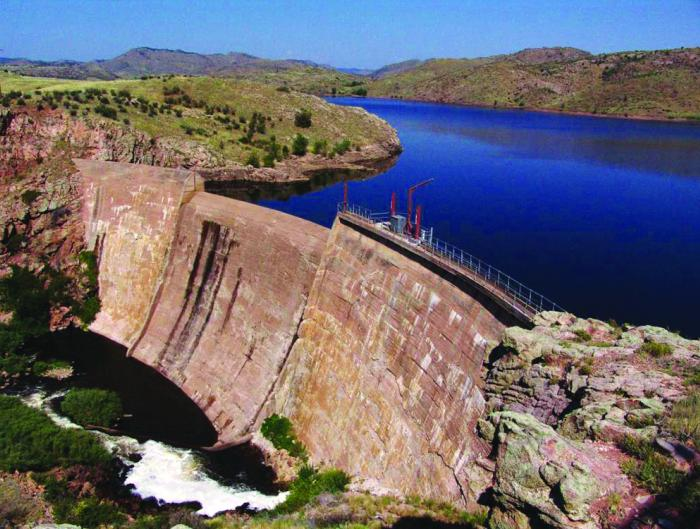 Halligan Reservoir near Fort Collins, Colo.