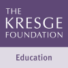 This is the Twitter profile image for @kresgedu