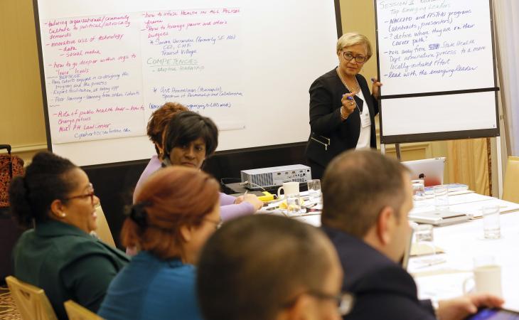 Emerging Leaders In Public Health Advisory Committee