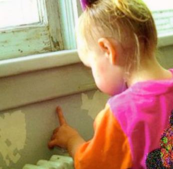 Lead from peeling paint continues to be a concern in places including Greensboro, N.C.