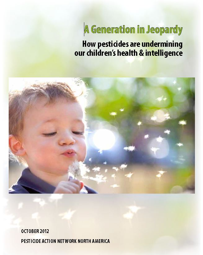 Pesticide Action Network report