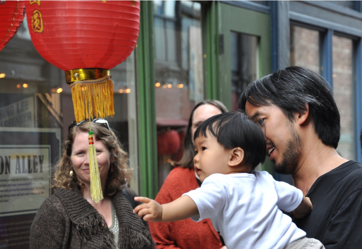 The Wing Luke Museum's JamFest is inspired by old Chinatown's diverse cultural heritage.