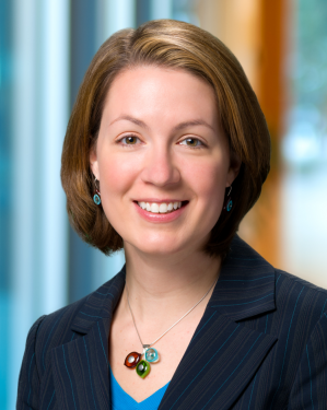 Caroline Altman Smith, Education Deputy Director at The Kresge Foundaion
