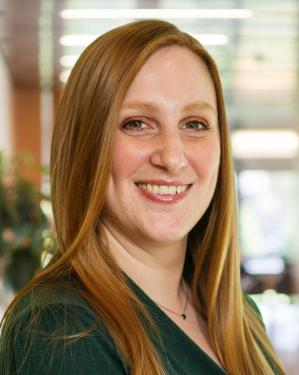 Hannah McGraw, Talent Acquisition Coordinator at The Kresge Foundation
