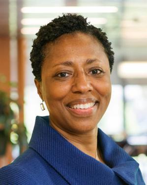 Regina R. Smith, Managing Director of The Kresge Foundation's Arts & Culture Program
