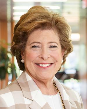 Board Chair of The Kresge Foundation, Elaine Rosen