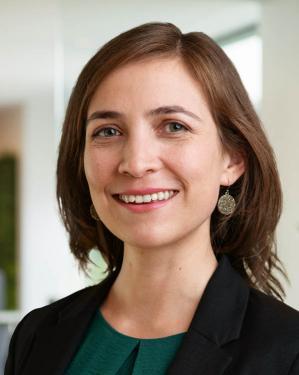 Inés Familiar Miller, Associate Program Officer for the Arts & Culture Program