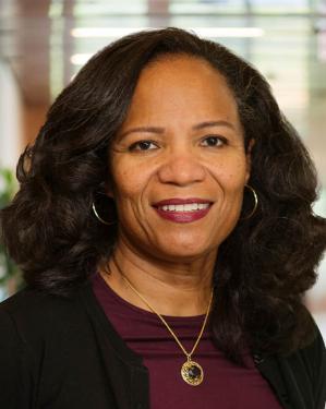 Joelle-Jude Fontaine, Human Services Senior Program Officer at The Kresge Foundation