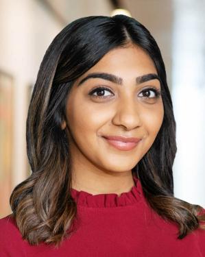 Sidra Fatima, associate program officer for the American Cities Program