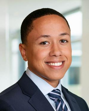 J. William Guzman, Social Investments Analyst