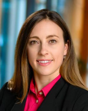 Krista Jahnke, senior communications officer, Kresge Foundation External Affairs and Communications department