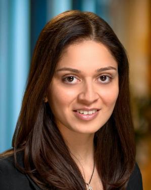 Neesha Modi, senior program officer, Kresge Foundation Detroit Program