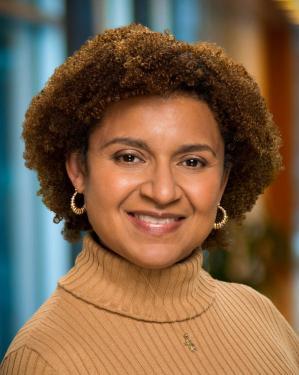 Sonita Martin, program team assistant, Kresge Foundation Human Services Program