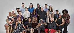 An image of the 2018 Kresge Arts in Detroit Fellows