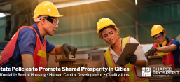 State Policies to Promote Shared Prosperity in Cities