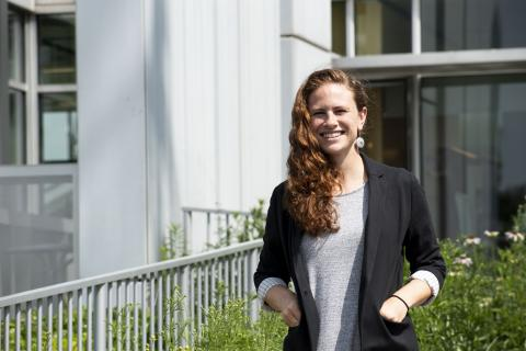 Alissa Graff, Detroit Program Summer Fellow, The Kresge Foundation