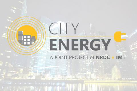 City Energy Project logo and advertisement