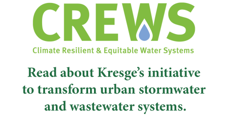 Climate Resilient and Equitable Water Systems