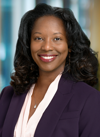 Jalonne White-Newsome, Senior Program Officer, Environment