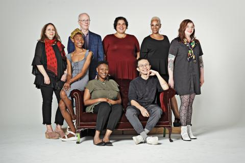2019 Kresge Artist Fellows, Literary Arts