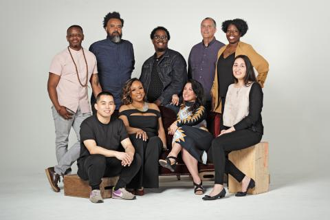 2019 Kresge Artist Fellows. Literary Arts
