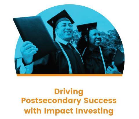New report from Kresge Education. Social Investments