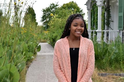 Kamisha Williams, Finance and Information & Technology Intern, The Kresge Foundation