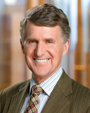 An image of Kresge Foundation President and CEO Rip Rapson