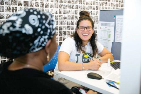 Innovative approaches to human services - Kresge Foundation grantee, LIFT