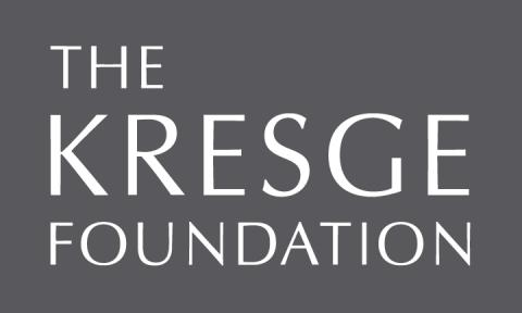 A logo, brandmark from The Kresge Foundation