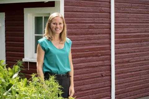 Lillie Carroll, American Cities Practice Fellow, The Kresge Foundation