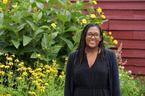 Mari-Elle Sudarkasa, Investments Intern, The Kresge Foundation