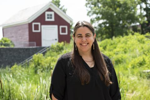 Marie Schaefer, Environment Fellow, The Kresge Foundation