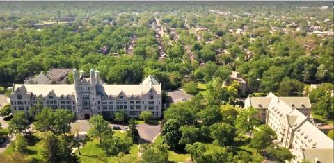 Marygrove College campus