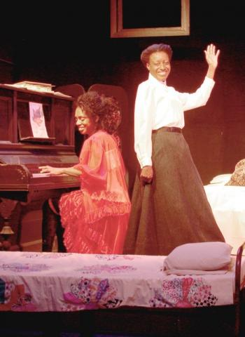 Detroit Rep production of Intimate Apparel