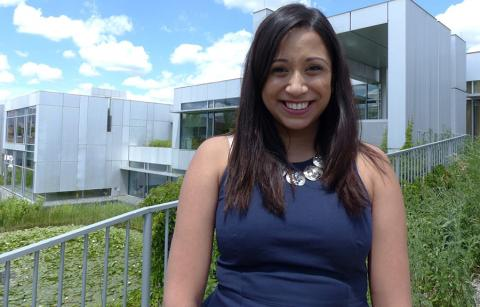 Rosario Torres, education fellow, The Kresge Foundation